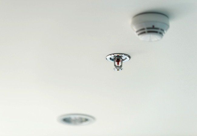 The Single Best Way To Fire Proof Your Home Fire Sprinkler Fire