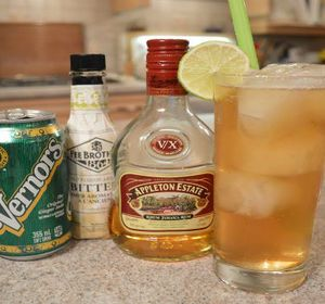 #Featured on ifood TV today: How to Make a Dark & Stormy #Cocktail - a great idea for #superbowl #tailgating!  * Subscribe to Cooking With Kimberly: http://my.fawesome.tv/CookingWithKimberly #cwk