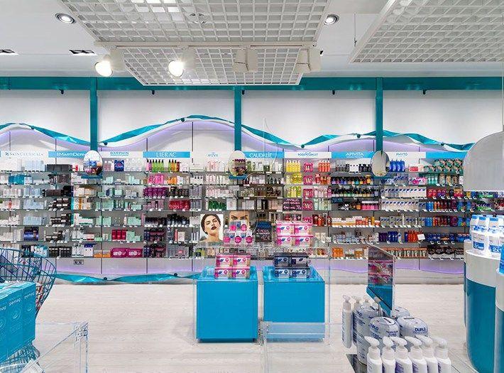 Farmacia Garrós por Marketing Jazz, el último proyecto de la firma española especializada en marketing visual.