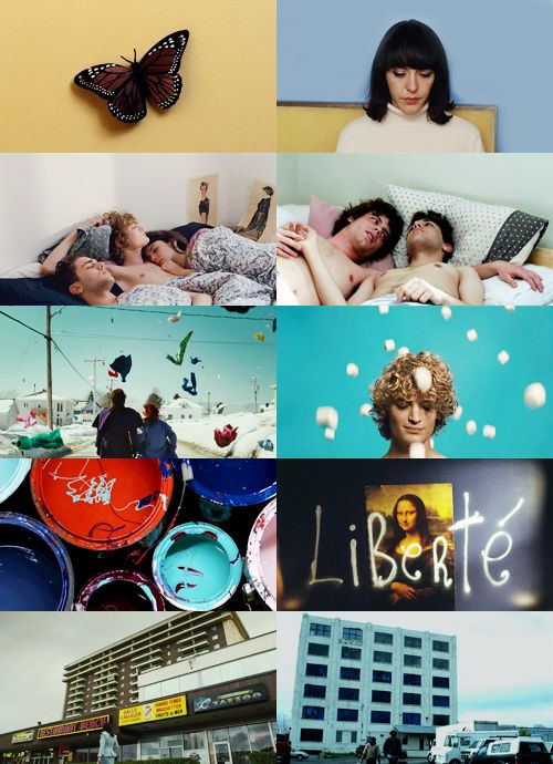 "I killed my mother , Les Amours Imaginaires "" Laurence anyways - Xavier Dolan"