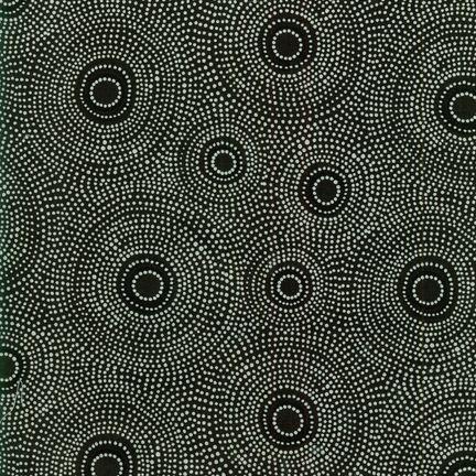 Robert Kaufman Fabrics: ETJ-6357-87 SNOW from Native Arts