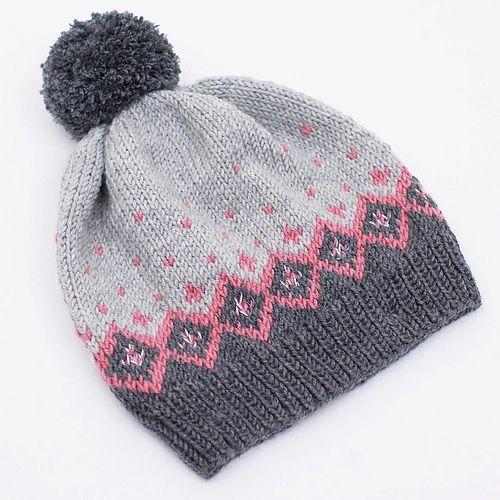 Rei inverno crianças chapéu / pai Frost Hat para crianças padrão por Strikkelisa