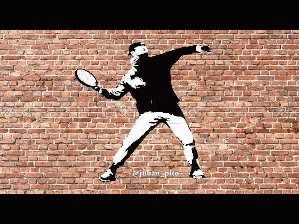 remake banksy ultimatefrisbee