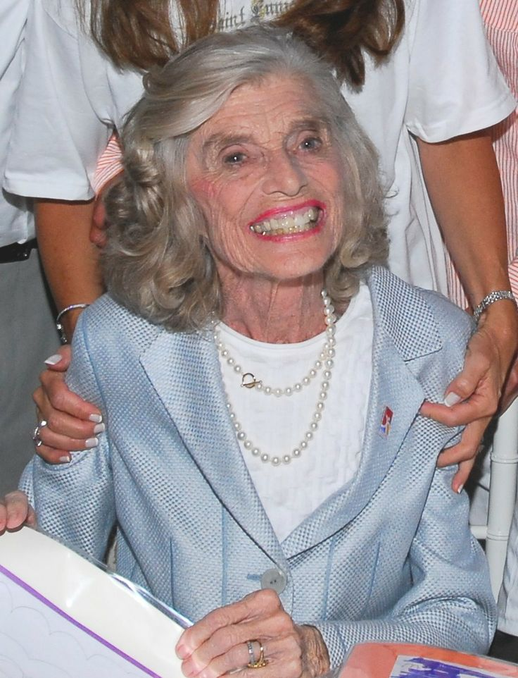 Eunice Mary Kennedy Shriver(July 10, 1921 – August 11, 2009) family, sister of President John F. Kennedy and Senators Robert F. Kennedy.Ted Kennedy. Eunice Kennedy Shriver was the founder in 1962 of Camp Shriver Maryland farm known as Timberlawn and, in 1968 evolved into the Special Olympics. Her husband, Robert Sargent Shriver, Jr., was United States Ambassador to France Democratic vice presidential candidate in the 1972 U.S.  election   http://en.wikipedia.org/wiki/Eunice_Kennedy_Shriver