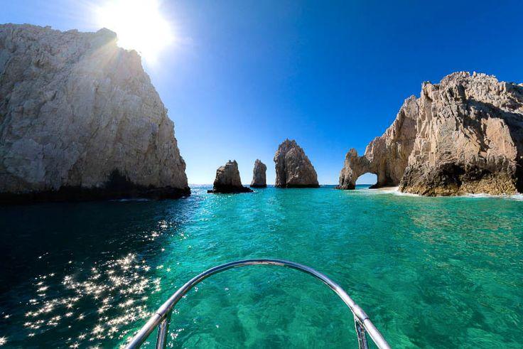 Cabo San Lucas, en Baja California Sur, México….