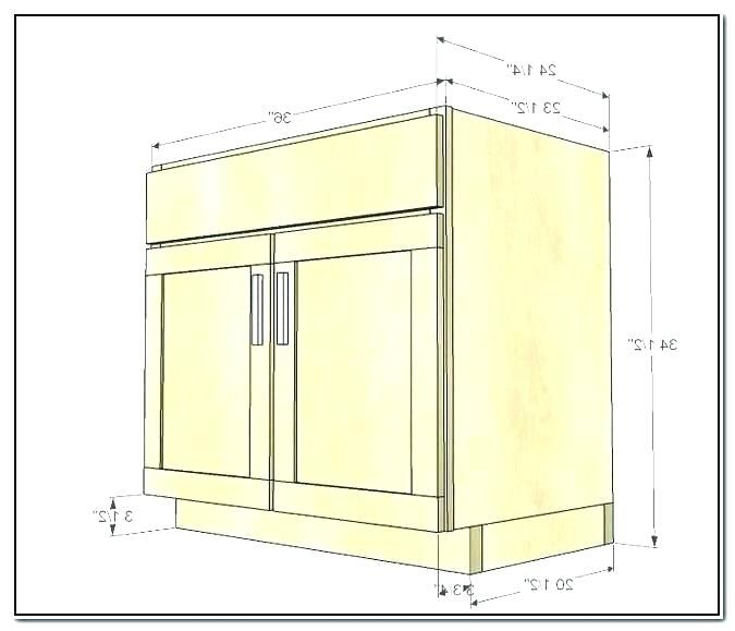 Dimensions Of Kitchen Sink Cupboard Sink Cabinet Kitchen Base Cabinets Base Cabinets
