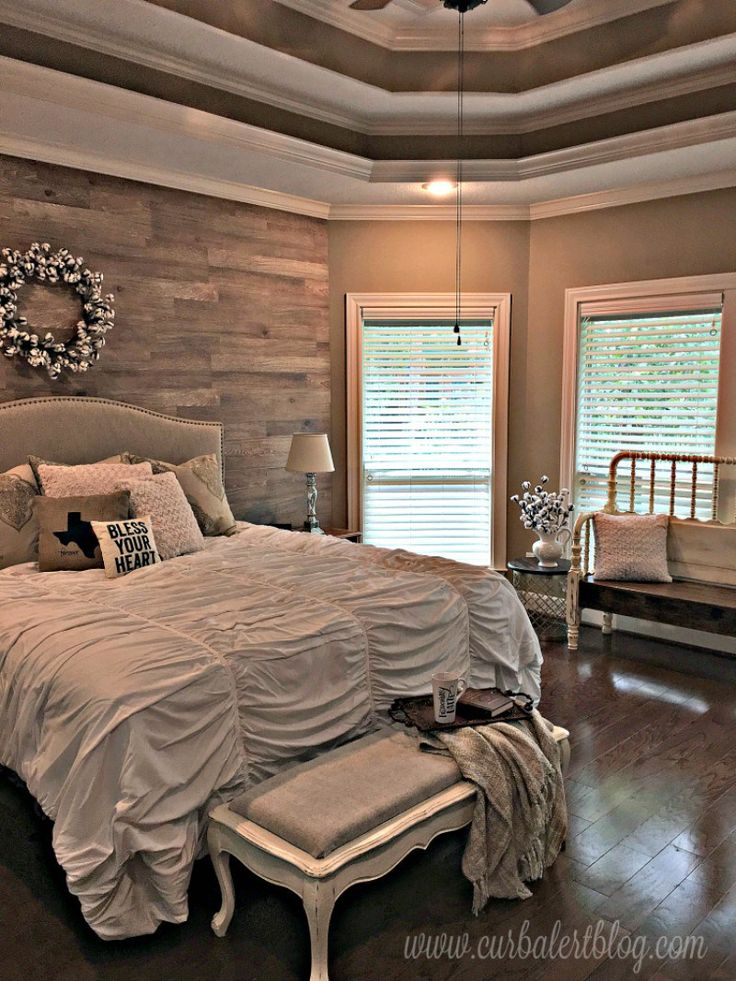 Best 25 distressed bedroom furniture ideas on pinterest for 5 bedroom farmhouse