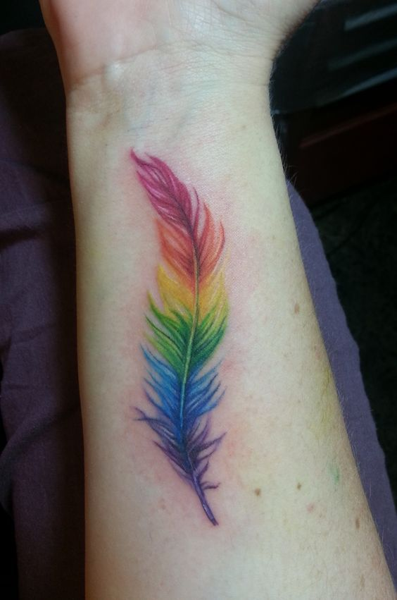 40 Inspiring Gay Pride Tattoo Designs | Amazing Tattoo Ideas - Page 3