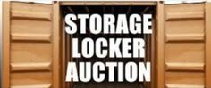 Tips from a Storage Unit Auctioneer