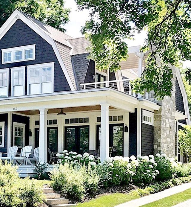 Amazing Design Curb Appeal Don T You Think Pinterest Curbappeal Hamptons Garden Modern Farmhouse Exterior House Exterior Exterior House Colors