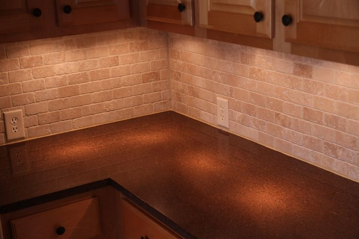 kitchen nice travertine tile backsplash maple cabinets