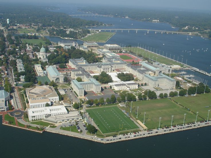 U.S. Naval Academy at Annapolis, MD...I went here when I was about 6 or 7 with my Brownie Troop.  We did a tour around the city after going on a ferry from Baltimore...exciting!
