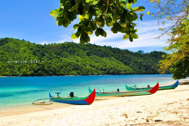 Beauty paradise! Teluk Kiluan.