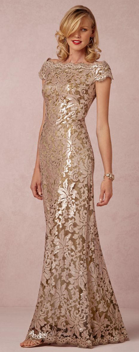 The prettiest Mother of the Bride dress!