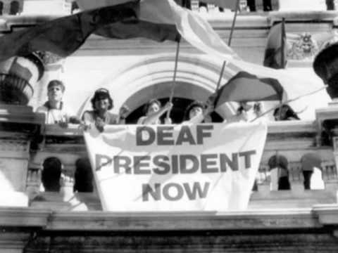 deaf president now essay writer