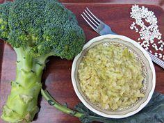 Risotto ai broccoli