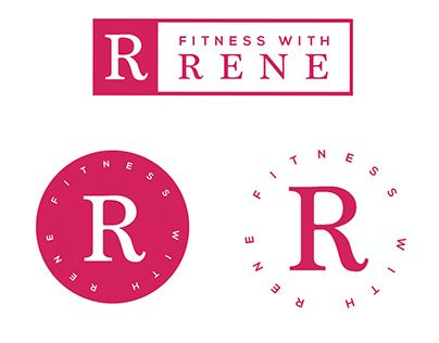 "Check out new work on my @Behance portfolio: ""Fitness with Rene Brand Identity"" http://be.net/gallery/44849645/Fitness-with-Rene-Brand-Identity"