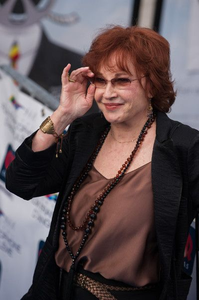 Marlene Jobert Photos Photos - Marlene Jobert arrives at the opening ceremony of the 8th Angouleme French-Speaking Film Festival on August 25, 2015 in Angouleme, France. - 7th Angouleme French-Speaking Film Festival: Opening Ceremony