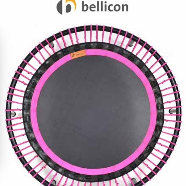 I Invested In A Bellicon Rebounder Trampoline So That I