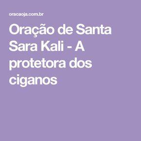 Oração de Santa Sara Kali - A protetora dos ciganos