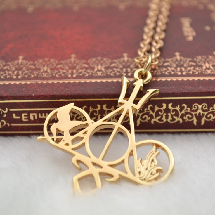 mortal instruments birthday party ideas | Fashion Necklace With Mortal Instruments Movies Diverge Percy Jackson ...