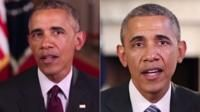 Fake Obama created using AI tool to make phoney speeches - BBC News