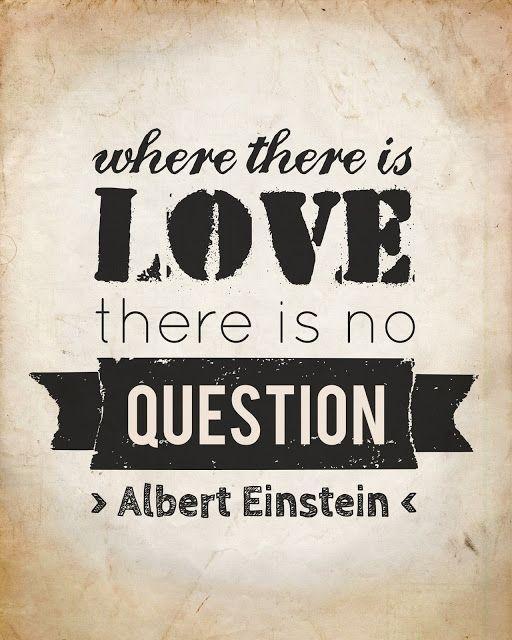 """Lines Across"": Free Printable Albert Einstein Quotes"