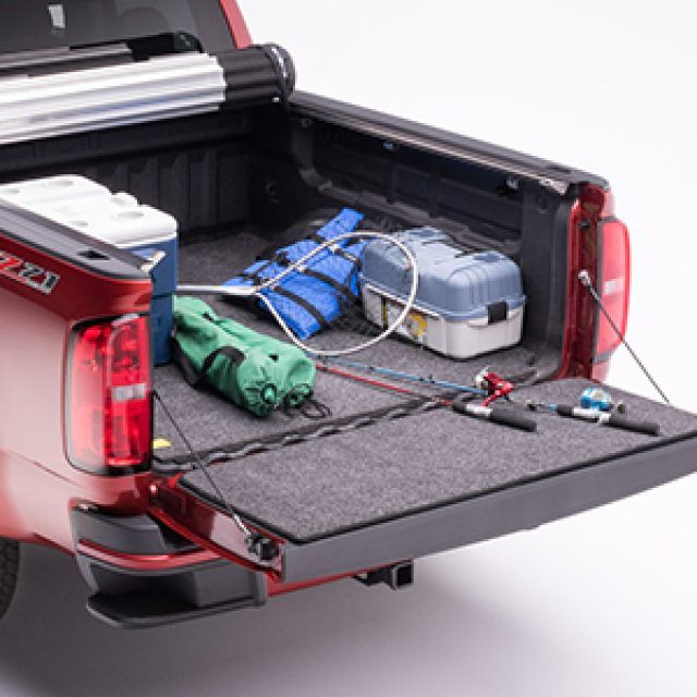 Short Bed Bed Mat By Bedrug Associated Accessories Chevy