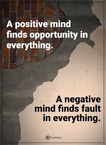 Yes. A growth mindset sees an opportunity to grow in everything.