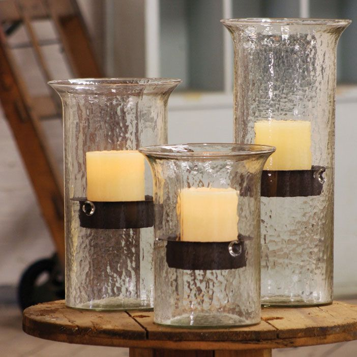 17 Best Ideas About Large Glass Candle Holders On