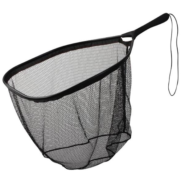 Scierra Trout Nets have been designed with a Shake n' Dry mesh and a triangular aluminium frame for great strength. #scierra #troutnet #fishingnet #flyfishing #fishing