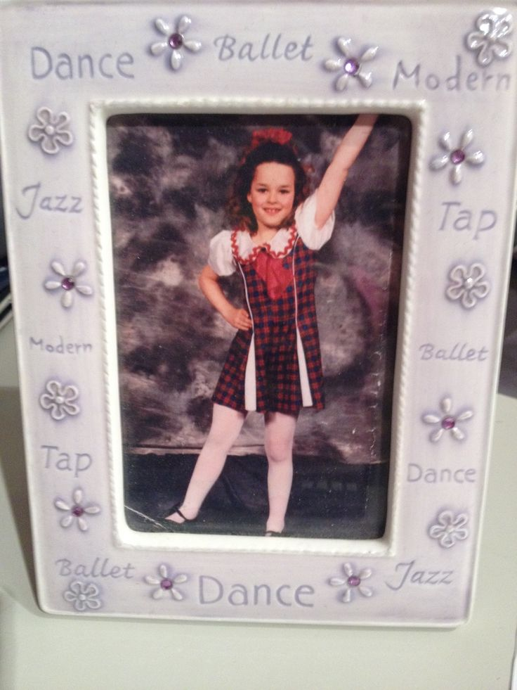 Dancing since my early days!