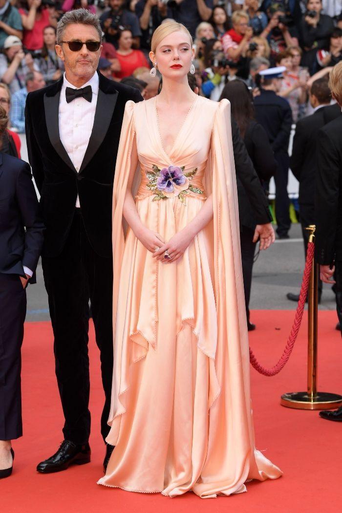 Cannes Film Festival 2019 Elle Fanning Nice Dresses Elle Fanning Style Red Carpet Dresses