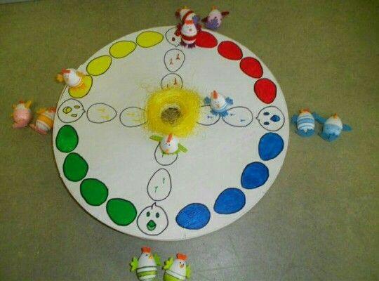 Paaseitjes gezelschapsspel