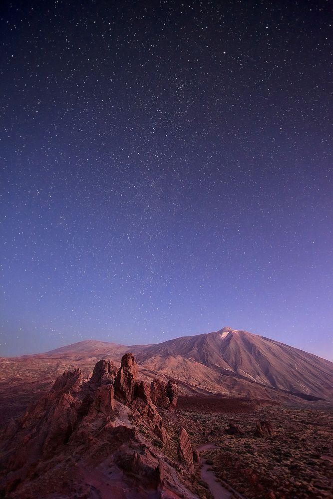 ...daylight rising / Teide (Teneriffa) © D-P Photography