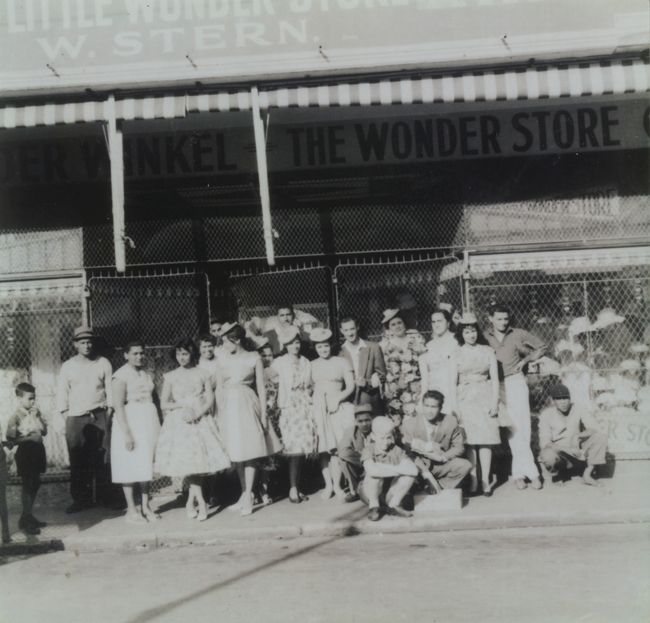 Little Wonder Store District Six, The East End Of Cape
