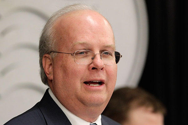 Karl Rove on why Romney lost: Obama was 'suppressing the vote' - CSMonitor.com