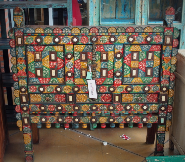 Cool old chest this would definitely perk up a room for Rooms to go cyber monday