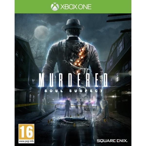 Murdered Soul Suspect Xbox One Game | http://gamesactions.com shares #new #latest #videogames #games for #pc #psp #ps3 #wii #xbox #nintendo #3ds