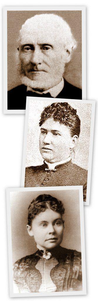 Lizzie Borden & the infamous axe murders (1892)
