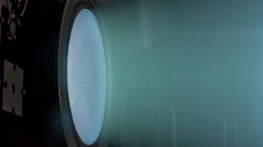 On Monday, NASA announced that its advanced ion propulsion engine operated for 48,000 hours, or five and a half years, giving it the record for the longest test duration of any type of space propulsion system.