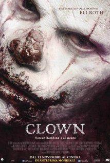 """Δωρεαν Ταινιες - Clown (2014): Ένας στοργικός πατέρας βρίσκει μια στολή κλόουν για το πάρτυ γενεθλίων του γιού της. Καταλαβαίνει όμως πως η στολή είναι μέρος μιας αρχαίας κατάρας που μεταμορφώνει αυτόν που τη φοράει σε δολοφόνο... Συνδεσμος Προβολης : http://www.tinylinks.co/BvjFm  Στη σελίδα που σας ανοίγει πατάτε το """"SKIP AD"""" πάνω και δεξιά"""