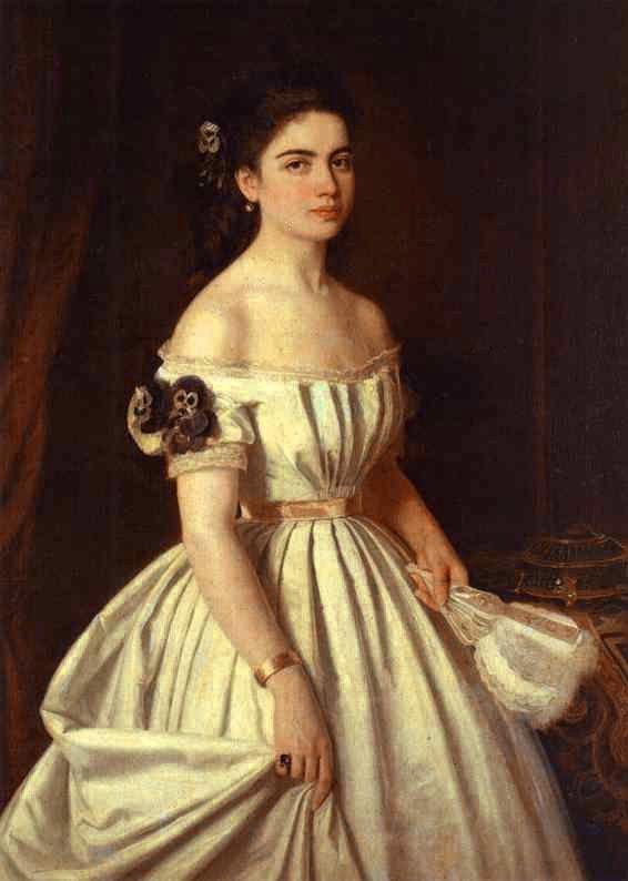 E. Vasilchikova.(1867)