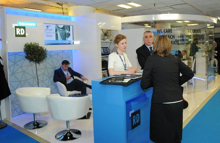 Stand RD-Group on MIPIM 2014 Cannes #exhibitions #europeanexhibitions #buildup #gc_granat #design #exhibitionstand #exhibitionbooth