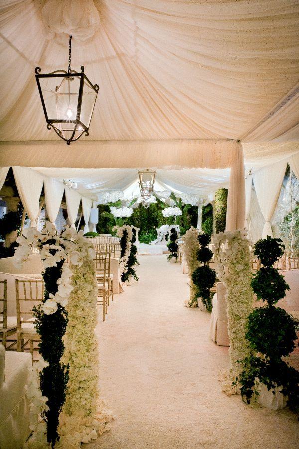 157 Best Aisle Decor Images On Pinterest Wedding