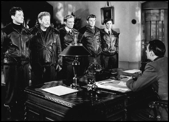 Desperate Journey (1942) with Errol Flynn   Errol flynn, Errol, Ronald  reagan