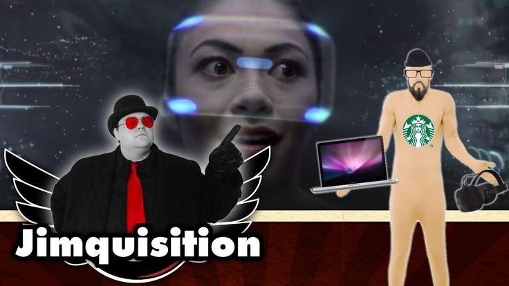 [Video] Virtual Real Talk (The Jimquisition) #Playstation4 #PS4 #Sony #videogames #playstation #gamer #games #gaming