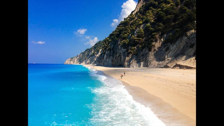 Top beaches and islands in Greece!