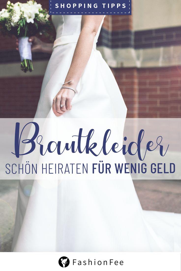 Günstige Brautkleider online shoppen? Kein Proble…