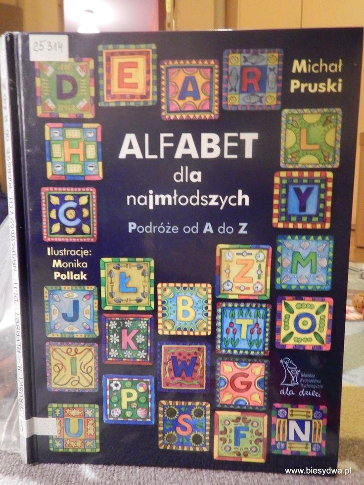 biesy dwa: alfabet dla najmłodszych